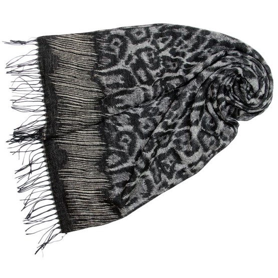 ANIMAL WRAP SCARF