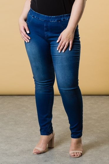 ULTRA SOFT PULL ON JEGGING