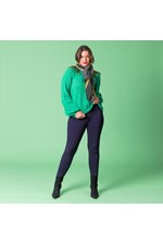 SUPER SLIMMER LEGGING - navy web