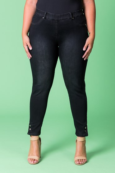 ULTRA SOFT DOME HEM JEGGING
