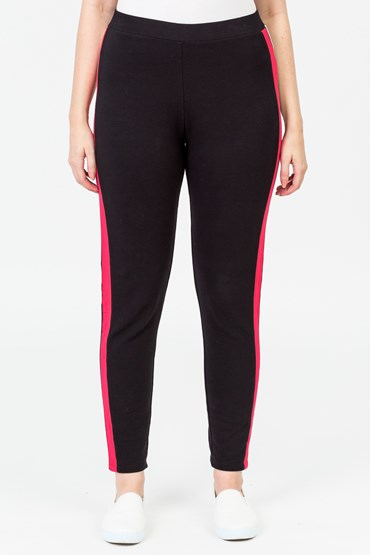 SIDE STRIPE TRACK LEGGING