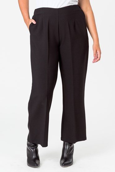 HIGH WAISTED SUIT PANT