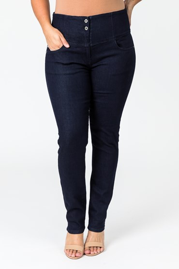BUTTER DENIM HIGH WAIST MIRACLE JEAN