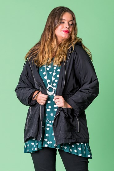 HARLOW WARM LINED ANORAK